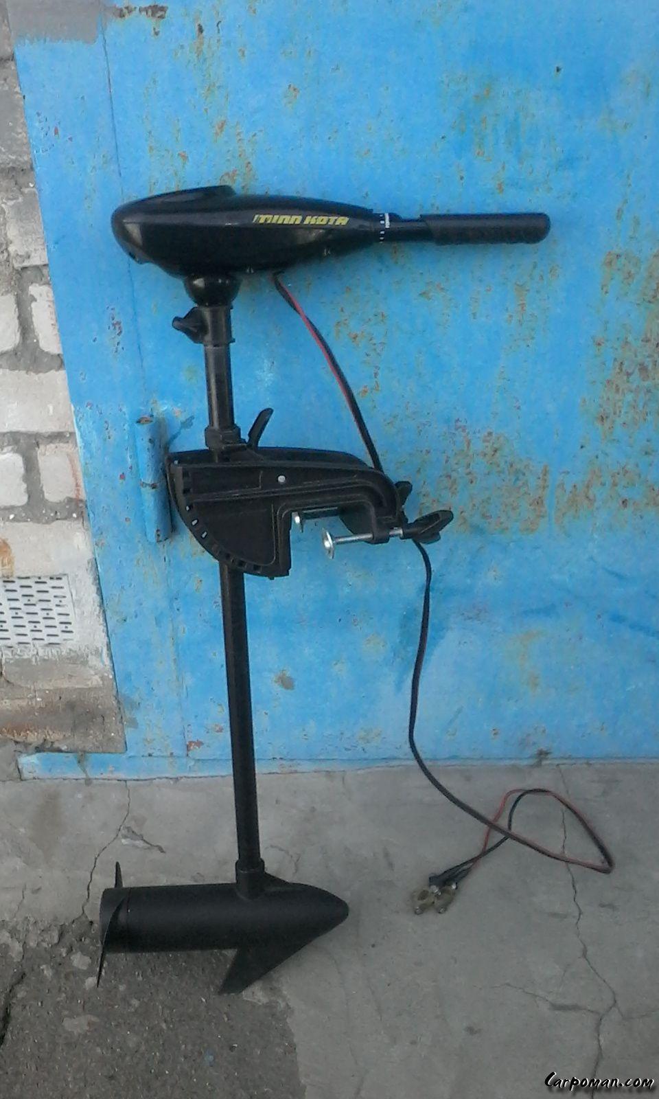 лодочный мотор minn kota инструкция