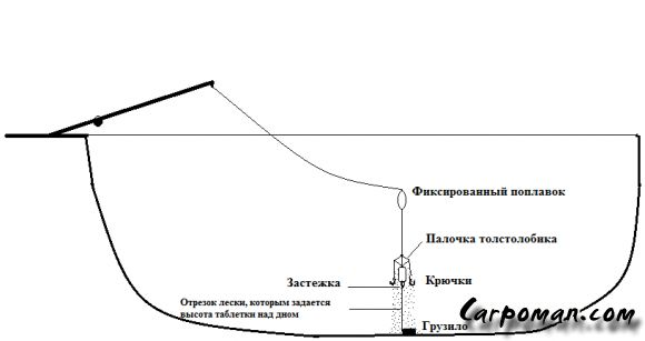 технопланктон на толстолобика купить в москве