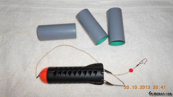 закормочные кормушки ракета фидер