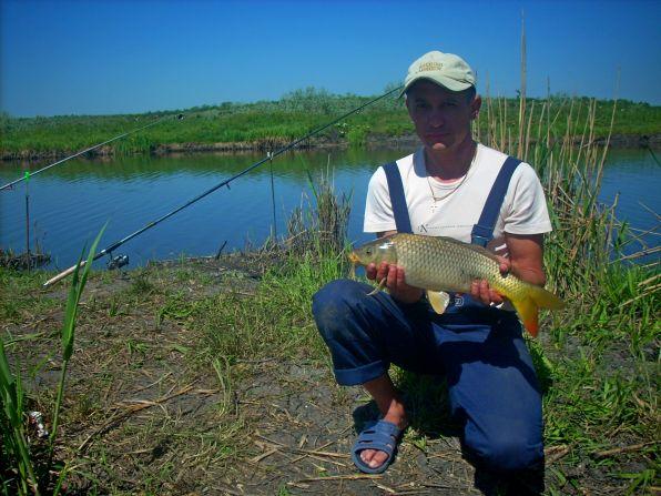 рыбалка на арендованных водоемах в украине