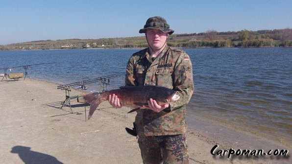 отчеты о рыбалке в николаевской области