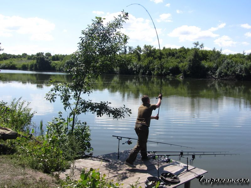 рыбалка червоный прапор