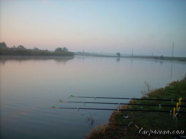 николаевская область рыбалка в очаково